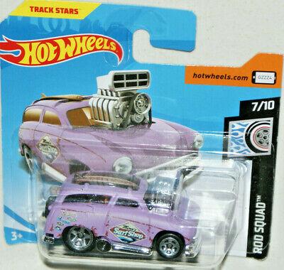 Hot wheels 1:64 Diecast cars ROD SQUAD