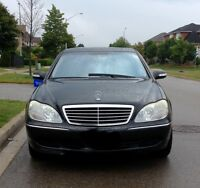 2003 Mercedes-Benz S-Class 4 MATIC For Sale
