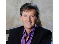 2x Daniel O Donnell Tickets Norwich Theatre Royal 21st September