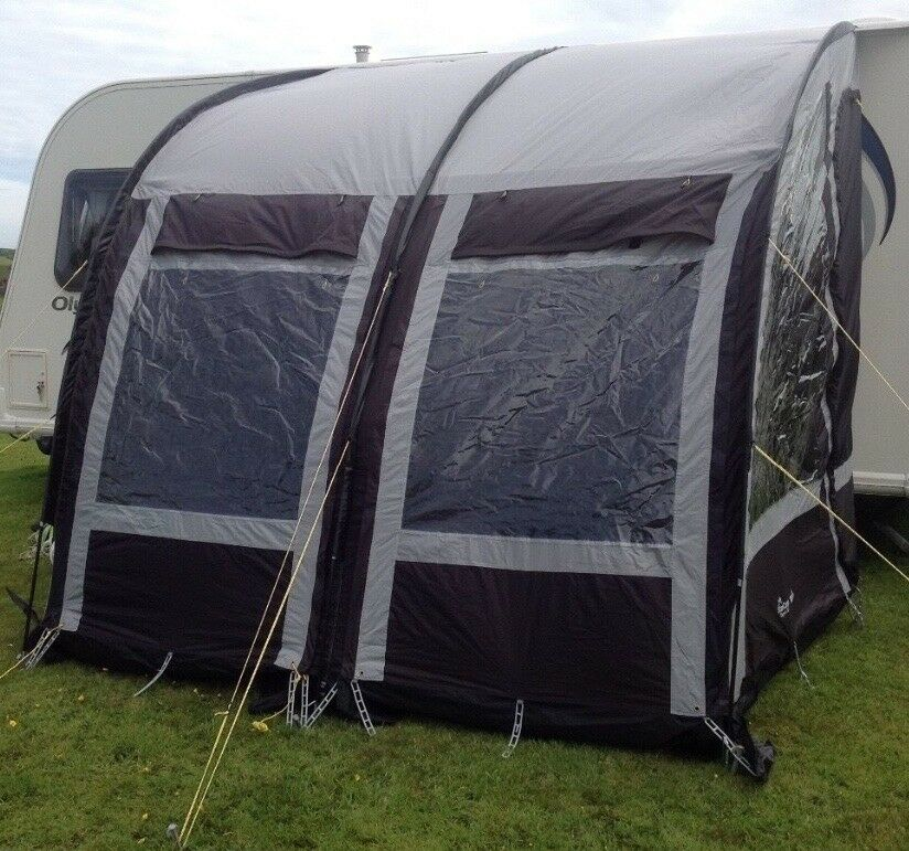 Dorema Starcamp Magnum 260 poled caravan awning   in Holt ...