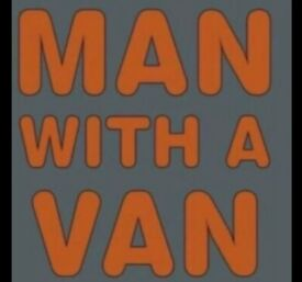 Man with a van man and van house moves