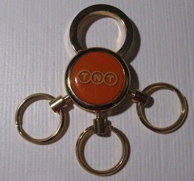TNT Express Schlüsselanhänger Keychain NEU (A50v)