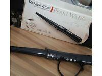 Remington Pearl Wand Curling Iron