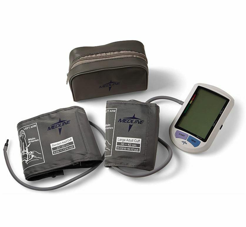 MEDLINE MDS3001 PLUS BLOOD PRESSURE UNIT DIGITAL AUTOMATIC N