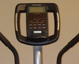 Proform compact trainer in used great condition