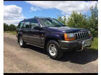 Jeep, GRAND CHEROKEE, Estate, 1997, Manual, 2499 (cc), 5 doors