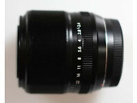 Fuji Fujifilm 60mm f/2.4 X-mount lens. Mint . Boxed. Post free!
