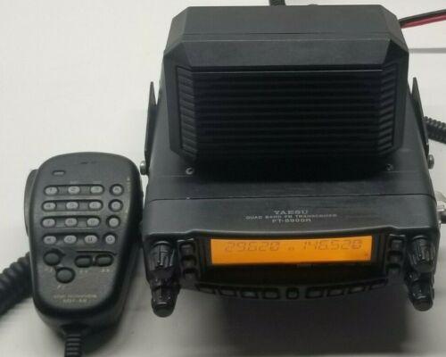 Yaesu FT-8900 Quad Band Transceiver Amateur Radio 29 50 144 430 with extras!
