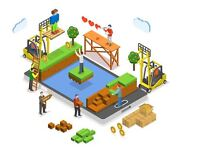 Bricklayers and Hod Carriers needed - ongoing work, immediate start and great rates!