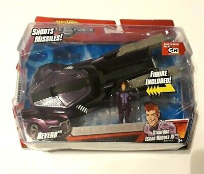 New Hot Wheels Battle Force 5 - Stanford and Reverb - 2009 Sealed