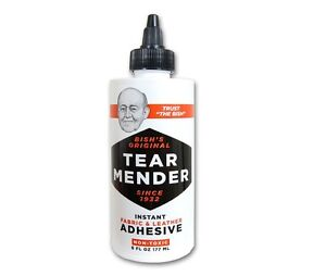 Tear-Mender-TG-6H-Fabric-and-Leather-Adhesive-Mender-6-oz-Dries-Waterproof