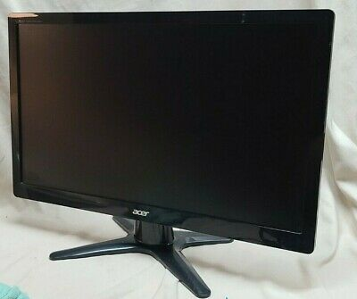 "Acer ~ LCD 20"" Monitor ~ Model No G206HL ~ LED Technology"