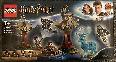 LEGO 75945 Harry Potter EXPECTO PATRONUM Set New & Sealed
