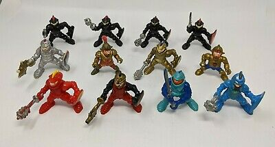 Fisher Price Great Adventures Castle Knights Fire and Ice Brigade Lot of 12