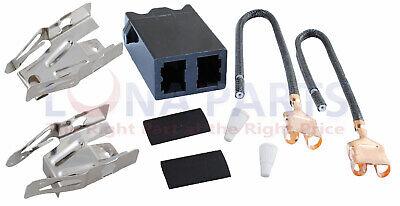 Frigidaire Kenmore Gibson Tappan Stove Burner Terminal Receptacle Kit 5301167733