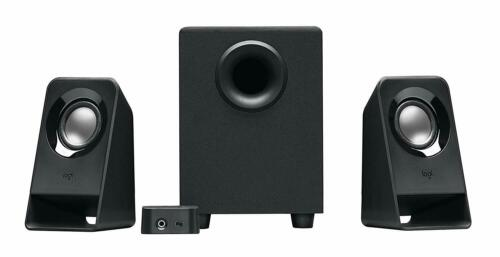 Logitech Multimedia 2.1 Speakers Z213 for PC and Mobile Devices Black