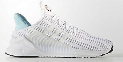 check out c7489 dd087 ADIDAS ORIGINALS CLIMACOOL SNEAKERS WOMEN SHOES WHITEBLUE Y9292 SIZE 7 NEW