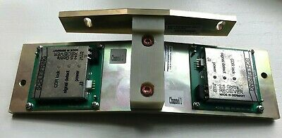 Ge Lightspeed Ct Scanner Parts Pn 5131930vct Receiver Antenna And Bracket