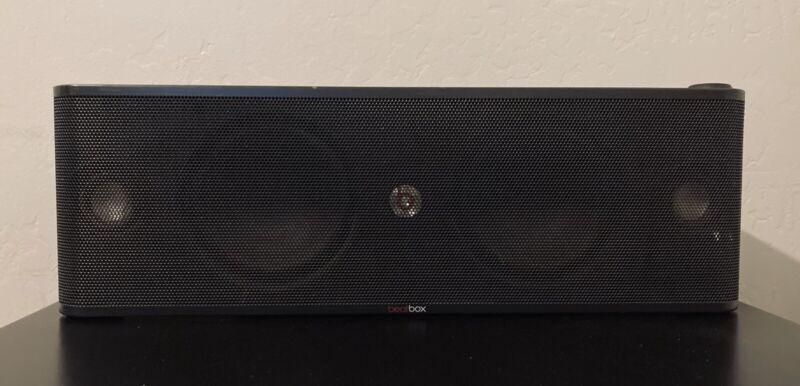 Beatbox Beats By Dre Monster HiFi iPod Boombox Portable Speaker 100% WORKING