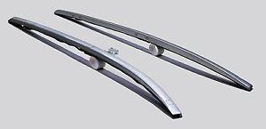 Honda CRV 2012+  Roof Rack Roof Rails Set - Silver