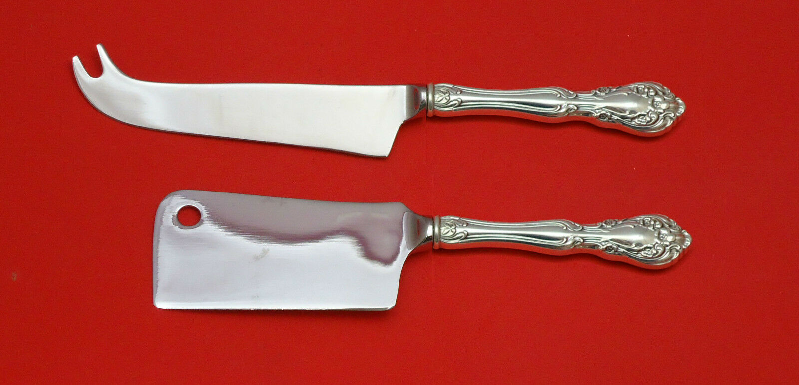 """Chateau Rose by Alvin Sterling Silver Soup Ladle HHWS  Custom Made 10 1//2/"""""""