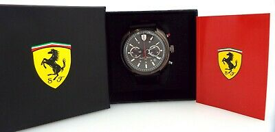 Ferrari - Scuderia Formula - 0830209 - Stainless Steel - Men's Watch ~#3108