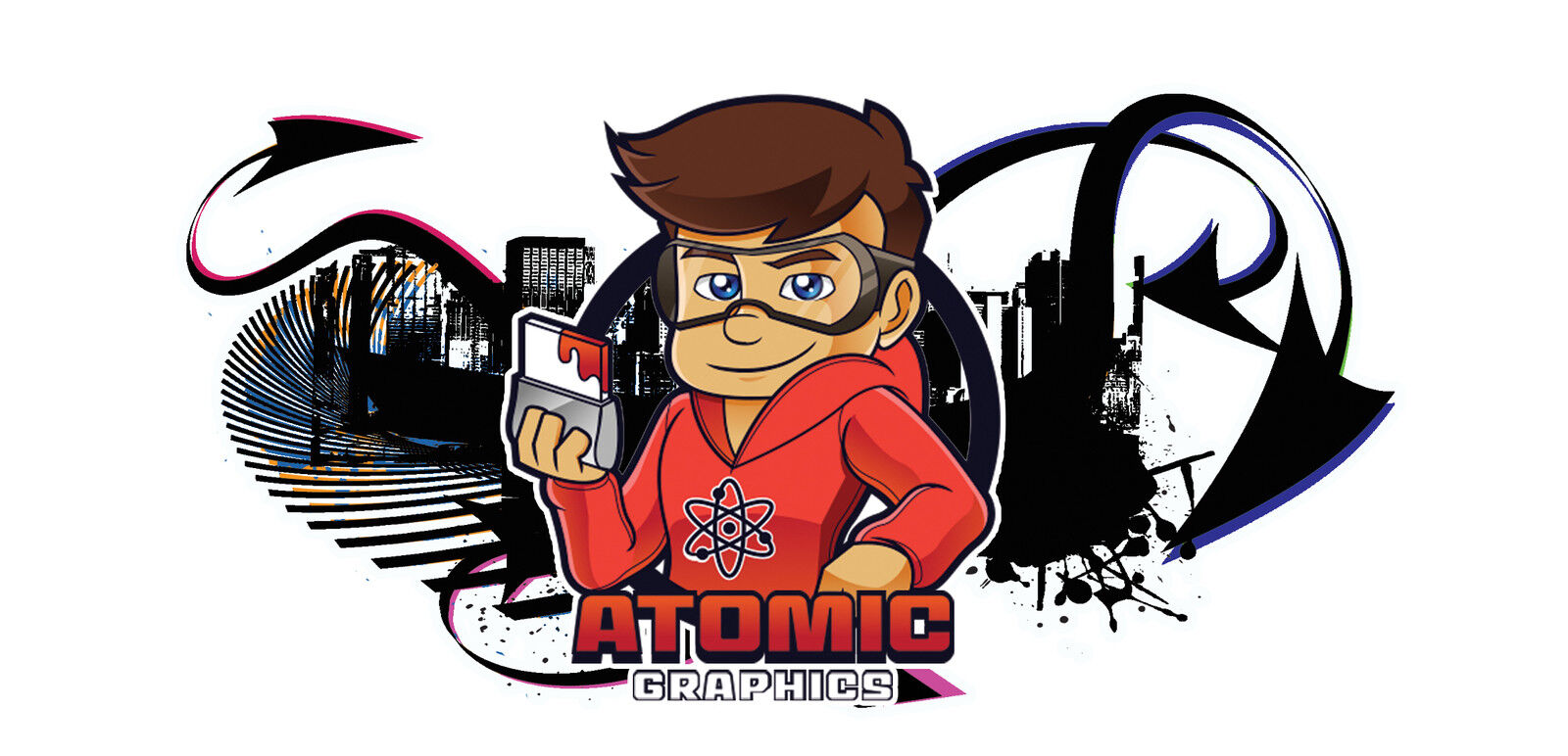 atomic graphics