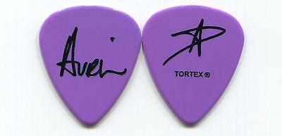 AVRIL LAVIGNE 2002 Let Go Tour Guitar Pick!!! custom concert stage Pick #8