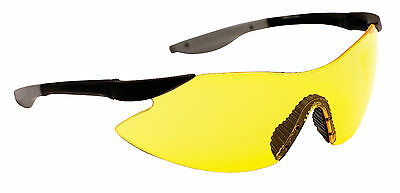 Target Shooting Safety Glasses Yellow Shatterproof  UV400 Lens