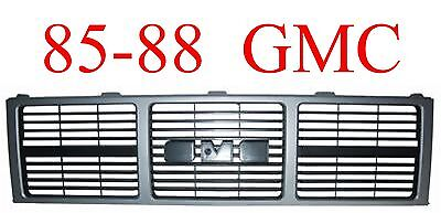 85 88 GMC Truck Grill, Jimmy, Suburban, 1500, 2500, 3500, 86, 87, GM1200401 86 Gmc 1500 Truck