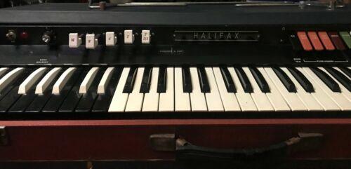 Halifax / Welson RARE Vintage Combo Organ 1960s