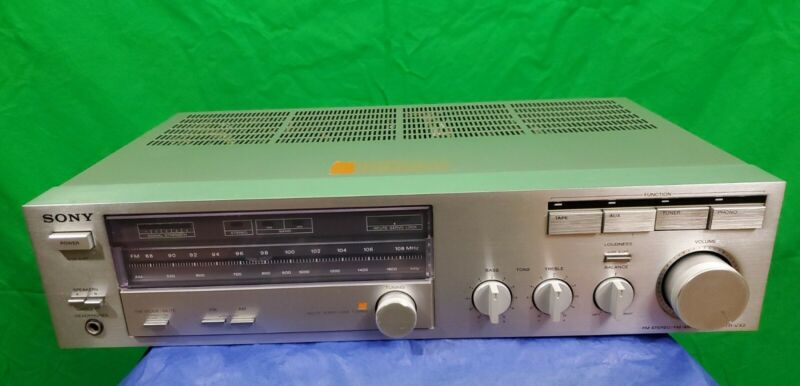 Sony STR-VX2 AM/FM Stereo Receiver - Excellent