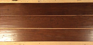 """5"""" wide engineered flooring hickory (about 120sq feet)"""