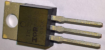 10 x IRLZ34 N-Channel MOSFET