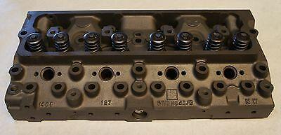 1004 Complete Cylinder Head Perkins Engine Forklift Core Charge Rebuilt