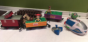 Thibkway Toy Story 2 interactive train