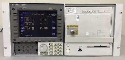 Hp 70311a Signal Source 16.1 Mhz To 3.3 Ghz With 70004a Display