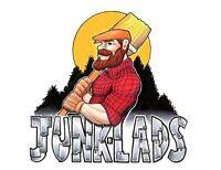 JUNK-LADS, www.JunkLads.com, 613-410-1701