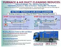 CLEANCO - FURNACE AND AIR DUCT CLEANING - CALGARY