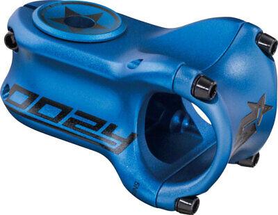 Azonic Predator Stem 31.8//50mm Aluminum Lightweight Enduro Stem Blue #3075