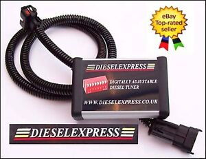 DIESEL TUNING PERFORMANCE BOX  CHIP  Land Rover