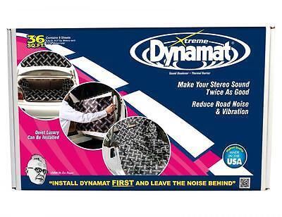 """Dynamat DynaLiner 1//8/"""" coche la insonorización acústica 32/""""x54/"""" 12sq FT"""