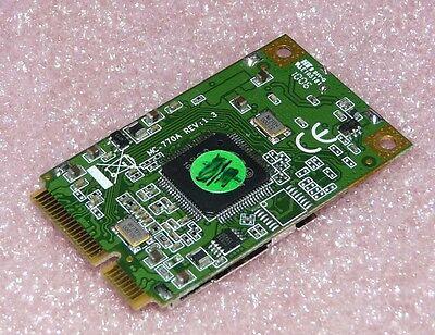 TV-Tuner Mini PCI Model: MC-770A Rev:1.3 für Toshiba Notebooks
