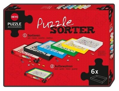 (HY80590) - Heye Puzzles - Accessories , 1000 Pc - Puzzle Sorter