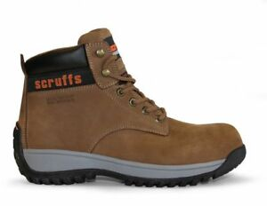 Scruffs  Typhoon Boots SBP Safety Shoes  boots Dusk 9 UK  steel toe cap twister