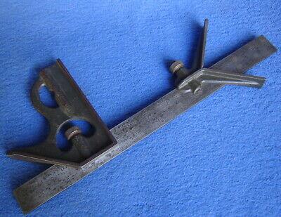 Od Lufkin 3-pc 12 Combination Square Setcenter Square Head-protractorlevel