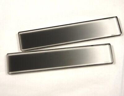 Melles Griot Metallic Variable Nd Nuetral Denisty Filter 15 X 75mm 0-1.0 O.d.