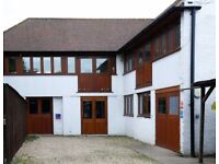 Offices to Rent in Horsell 230sqft - 1000sqft right near Woking mainline station