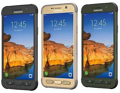 Samsung Galaxy S7 Active 32Gb Smg891a Unlocked At T Tmobile Metro Pcs Sb