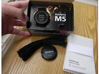 SUUNTO M5 NEW BOXED